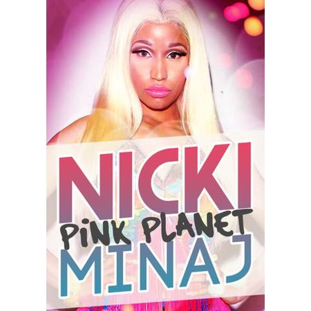 Nicki Minaj: Pink Planet (Vudu Digital Video on - Nicki Minaj Super Bass Wig