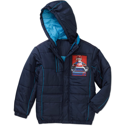 Boys' License Character Hoodie Jacket