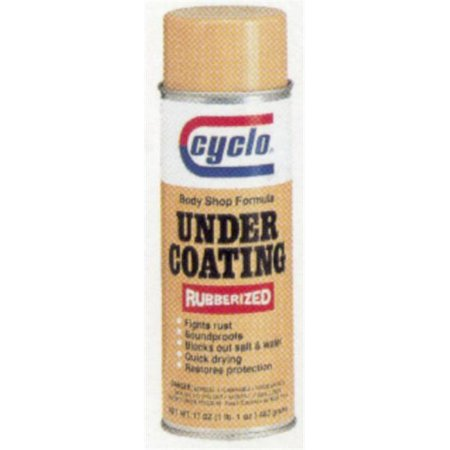 Cyclo Industries 350500351 C-35 17 oz Rubberized Undercoating - image 1 of 1