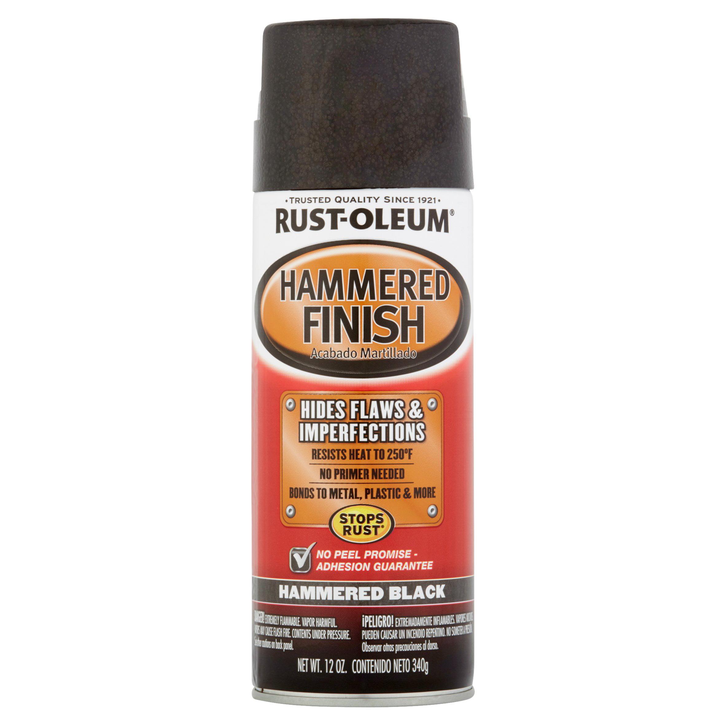 Rust-Oleum Hammered Finish
