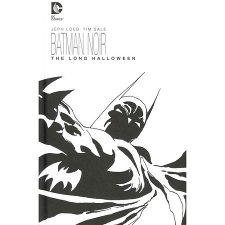 Batman Noir: The Long Halloween by