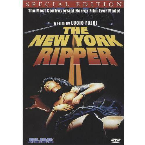 The New York Ripper (Widescreen)