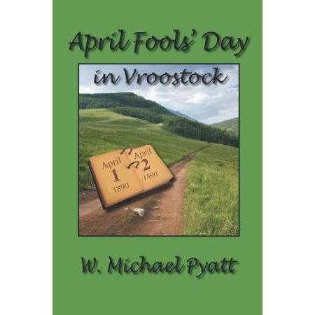 April Fools' Day in Vroostock - eBook (April Fools Day Pranks For Best Friend)