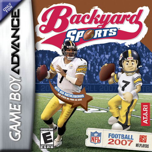 Backyard Football 2007 GBA