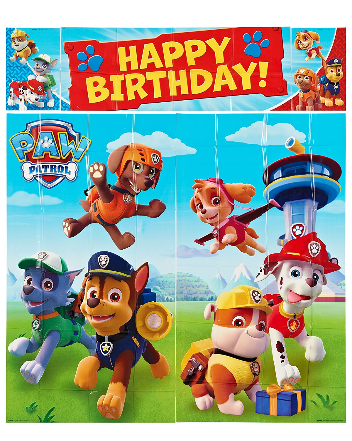cca952122bb PAW Patrol Party Supplies - Walmart.com