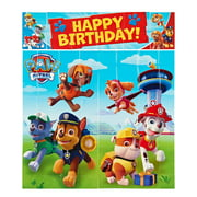 Paw Patrol Party Wall Decorations 5pc