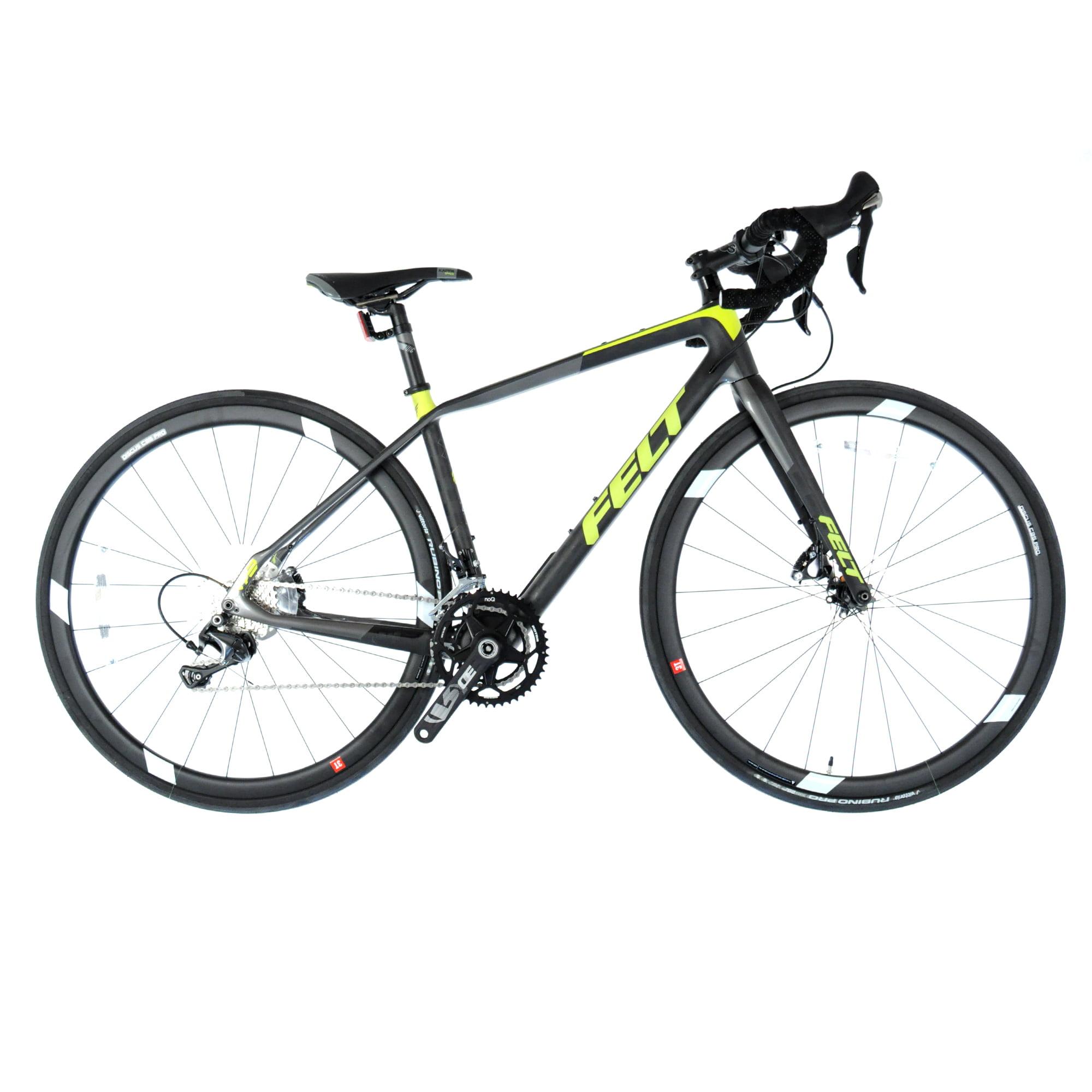 Felt VR3 Carbon Disc Road Bike Shimano Ultegra 6800 2x11-Speed 3T Rotor // 47cm