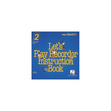Hal Leonard Let's Play Recorder - Level 2