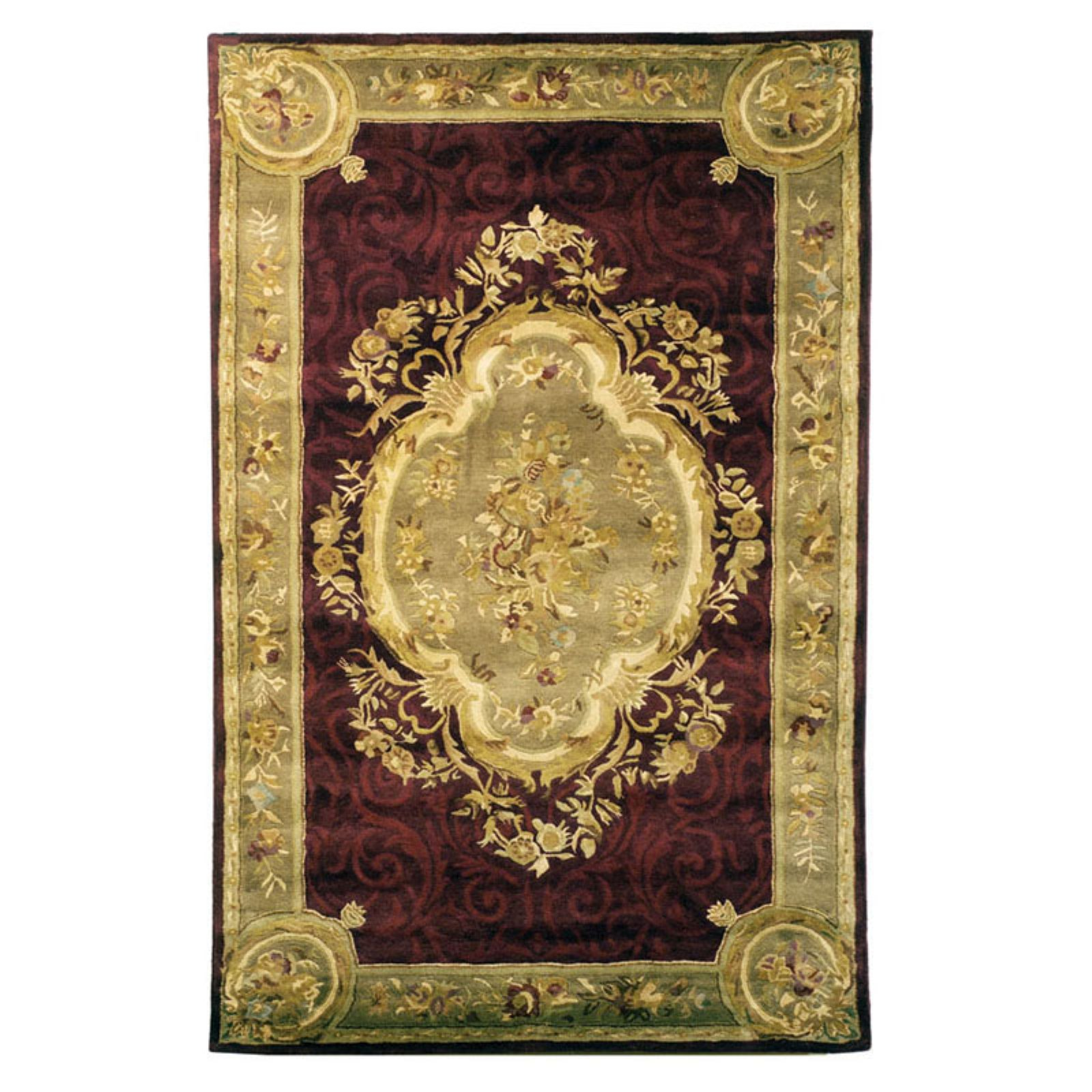 Safavieh Empire Russel Hand Tufted Wool Area Rug