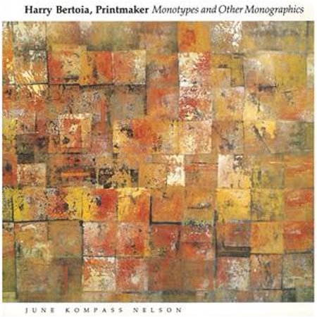 Harry Bertoia, Printmaker - eBook
