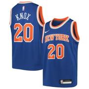 Kevin Knox New York Knicks Nike Youth Team Swingman Jersey - Icon Edition - Blue