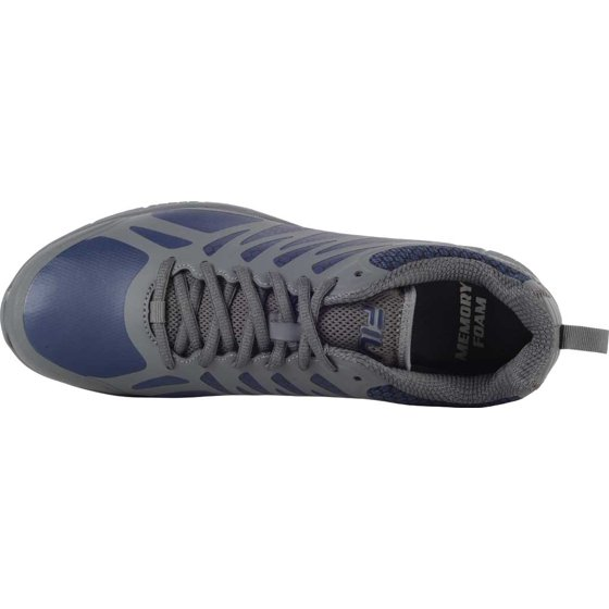 52c961535a2 ... slip-proof shoeAlways exercise caution on slick or wet  surfacesUpper-synthetic leather and nylon mesh for support