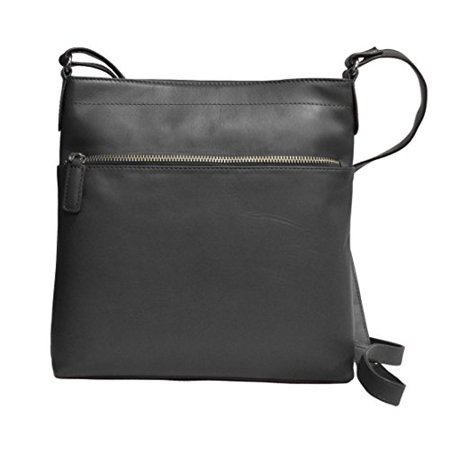 Visconti 19788 Michelle Womens Leather Shoulder Bag / Handbag / Pocketbook (Ladies Pocketbook Jewerly Case)