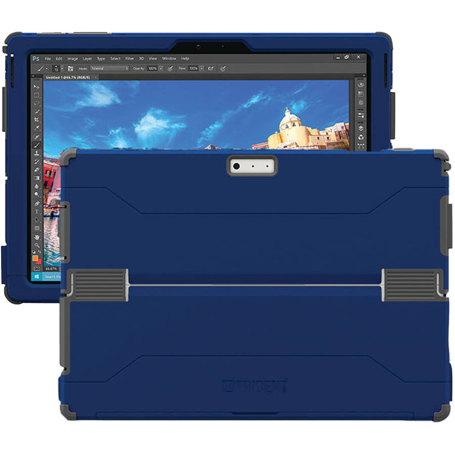 Trident Case CY-MSCARP-BL000 Cyclops Case for Microsoft Surface Pro 4, Blue