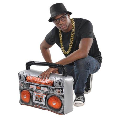 INFLATABLE BOOM BOX - Inflatable Boombox