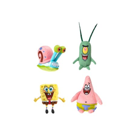 Spark Spongebob Beans Ast Walmartcom