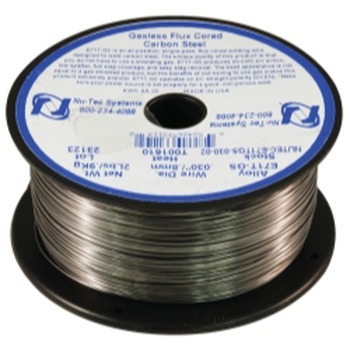 "Mountain E71T-GS-030-02 .030"" Flux-Cored E71T-GS Welding Wire (4"" Spool)"
