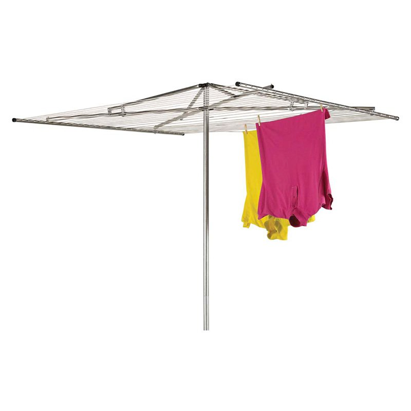 Charmant Household Essentials Sunline Outdoor Umbrella Style Clothes Dryer