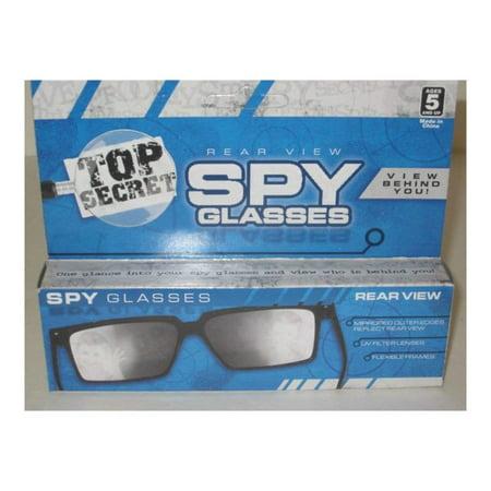 Top Secret Spy Glasses - Magic Trick, Rear-View, Mirror Glasses, Joke/Gag/Prank Popular toys, The Top Secret Spy Glasses are really cool and they work great to.., By Rhode Island - Halloween Magic Mirror Software