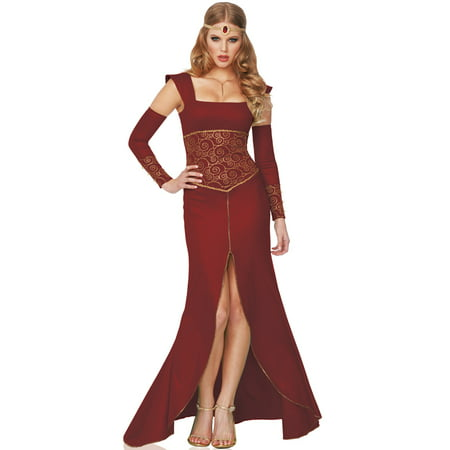 Medieval Princess Adult Costume - Medieval Times Outfits