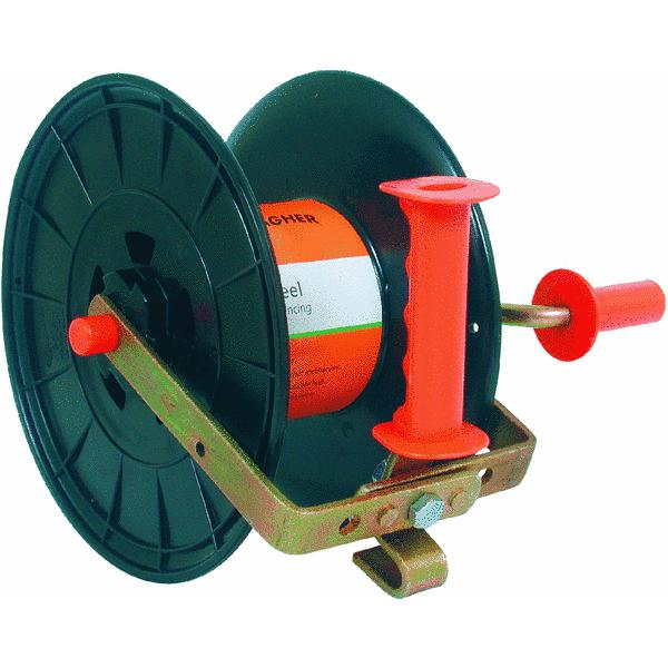 gallagher electric fence wire reel