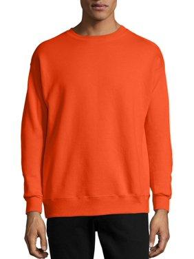 Hanes Men's and Big Men's Ecosmart Fleece Sweatshirt, up to Size 5XL