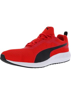 ac5ccb584aeb Product Image Men s Flare 2 High Risk Red   White Ankle-High Running Shoe -  14M. PUMA