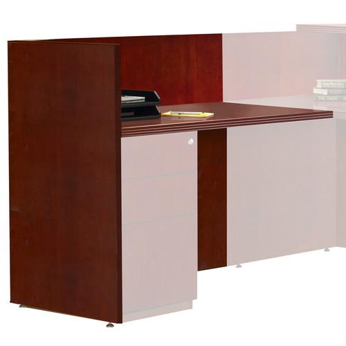 Mayline Group Luminary Series 29'' H x 48'' W Left Desk Return