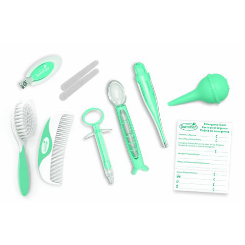 Health and Grooming Kit