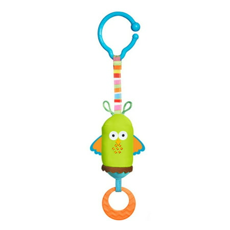 Tiny Love Owl Friend Wind Chime Clip On Toy](Tiny Toys)