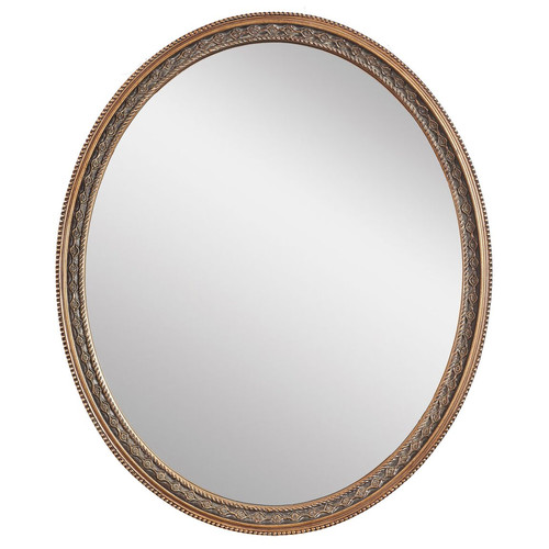 Alpine Art and Mirror Claire Oval Mirror by
