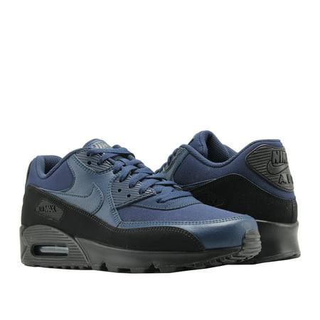 lowest price 8df12 4b4e4 Nike - Nike Air Max 90 Essential BlackMidnight Navy Mens Running Shoes  AJ1285-007 - Walmart.com