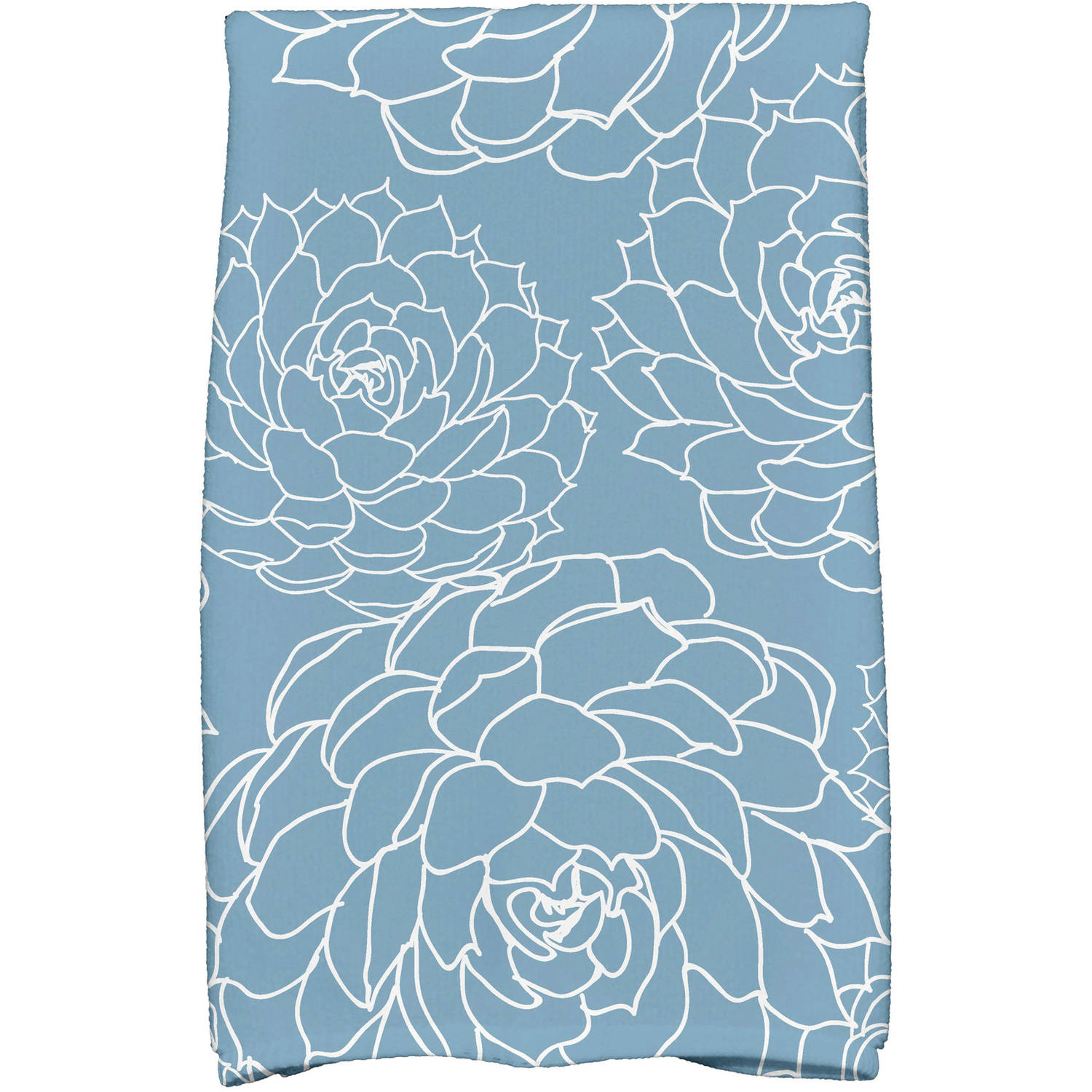 "Simply Daisy 16"" x 25"" Olena Floral Print Kitchen Towels by E By Design"