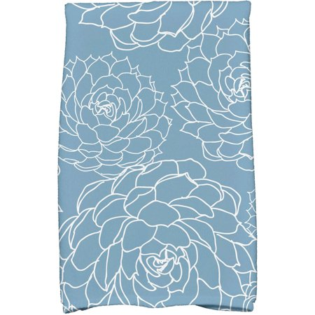 Blue Floral Dish (Simply Daisy 16