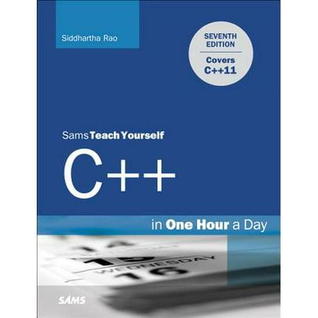 Sams Teach Yourself C++ in One Hour a Day](Teach Yourself C)
