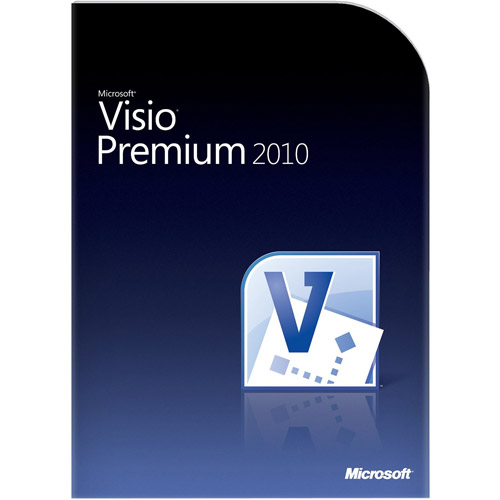 Microsoft Visio Premium 2010 for Windows