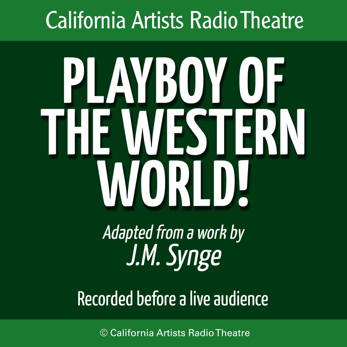 Playboy of the Western World - Audiobook