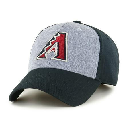 Fan Favorite MLB Essential Adjustable Hat, Arizona Diamondbacks Arizona State Baseball Hat