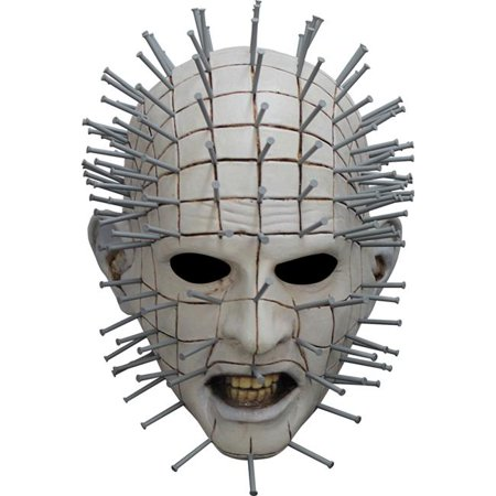 Hellraiser III Pinhead Mask - Hell Raiser Mask