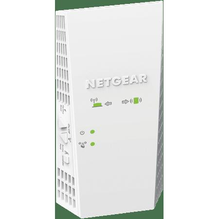 NETGEAR AC1900 Certified Refurbished Mesh WiFi Extender (EX6400-100NAR) (Netgear Ac Range Extender)