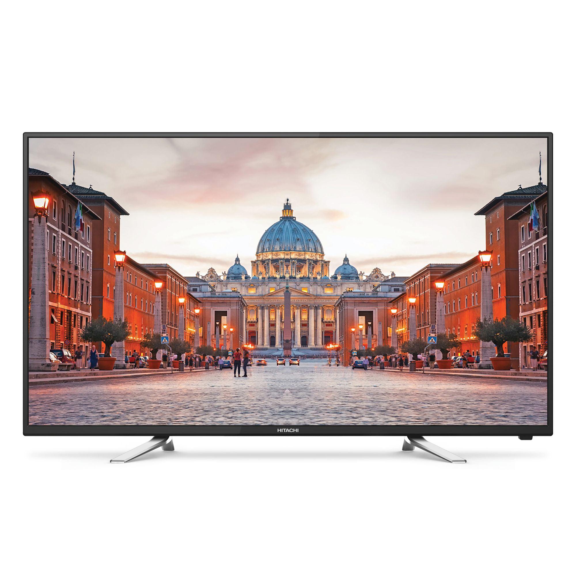 "Refurbished Hitachi 50"" Class 4K (2160P) LED TV (50C60) by Hitachi"