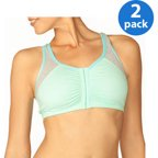 Fruit Of The Loom Comfort Front Close Sports Bra Style