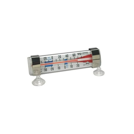 Taylor Precision Models - Taylor Precision 3503 TruTemp Refrigerator / Freezer Thermometer, Model #: 3503^Easy to read^Safe temperature zone indicator^NSF listed^Range:.., By Taylor Precision Products