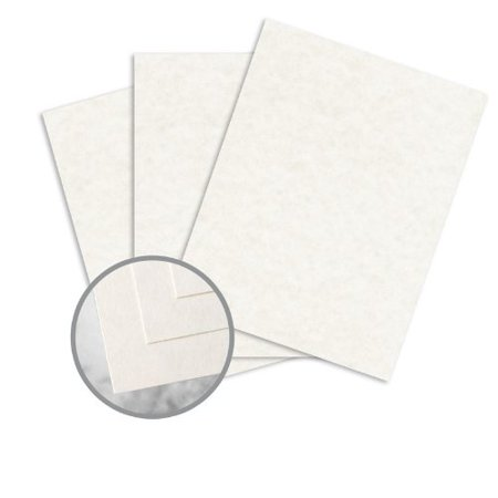 - Skytone New White Card Stock - 8 1/2 x 11 in 65 lb Cover Vellum 30% Recycled 250 per Package