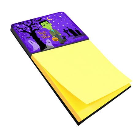 Halloween Frankie Frankenstein Sticky Note Holder VHA3021SN