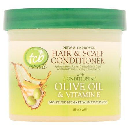 Tcb Naturals Hair And Scalp Conditioner Children