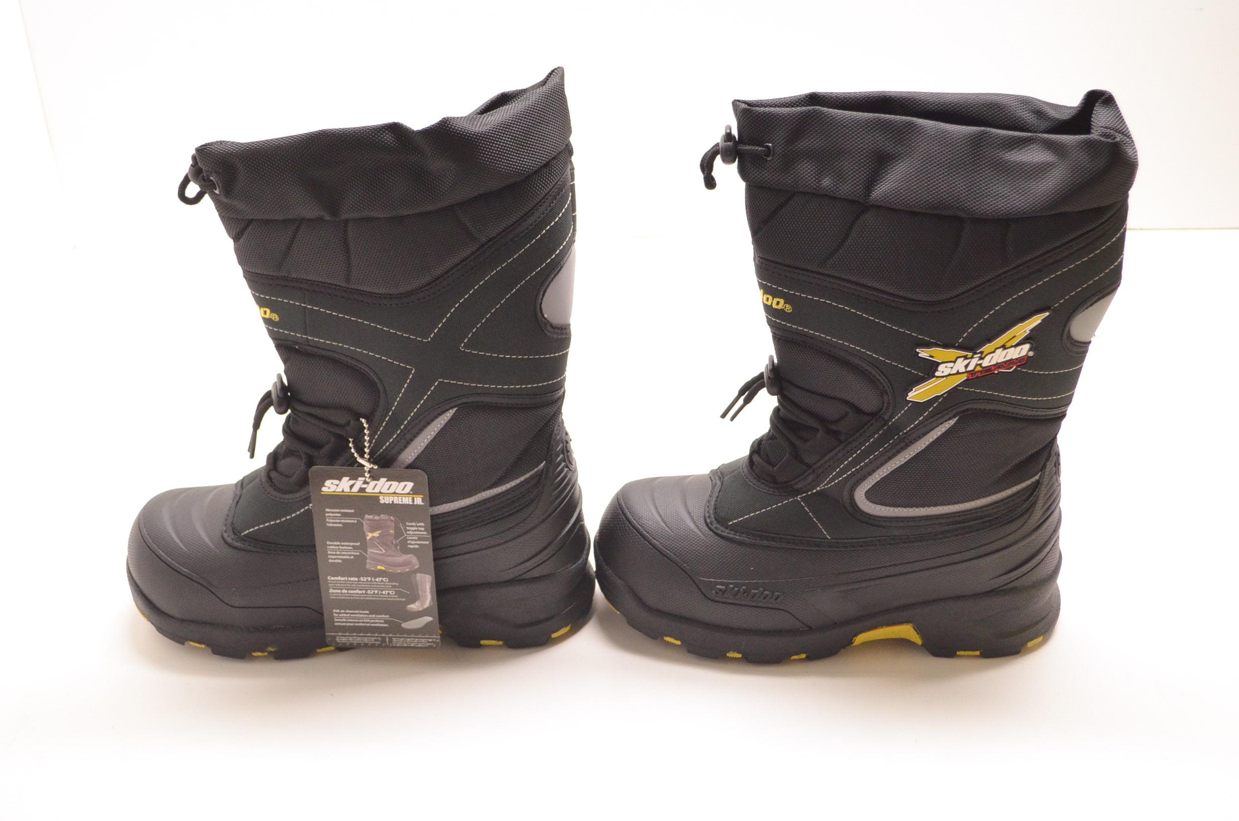 Ski-Doo 4441942390 X Team Boot Size 4 QTY 1 by Ski-Doo