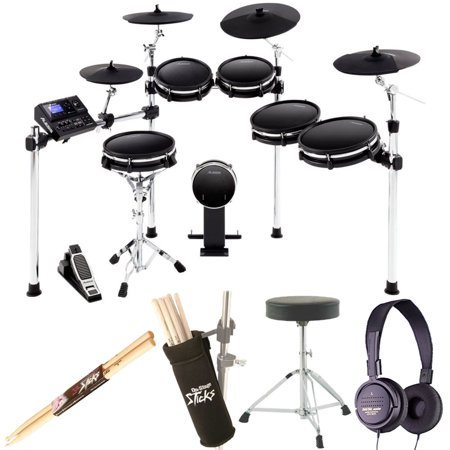 Alesis Electronic Drum Set - Alesis DM10 MKII Pro Kit | 10-Piece Electronic Drum Set + Full Kit!