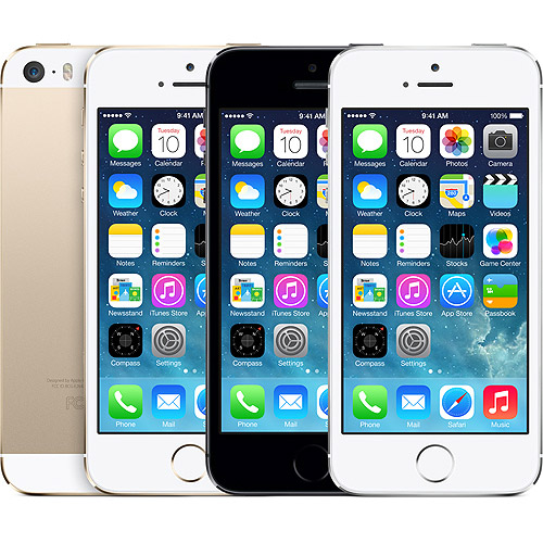 Apple iPhone 5s 16GB, AT&T, Verizon, Sprint & US Cellular