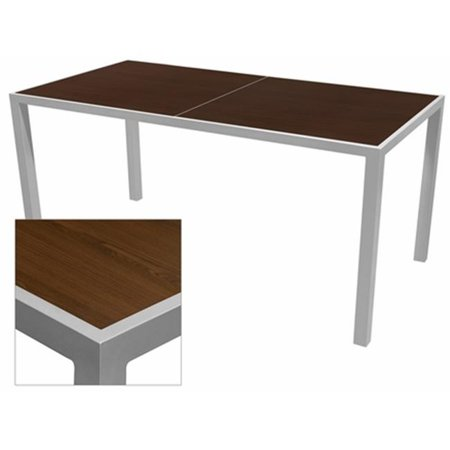 Source Contract SC-1014-405-WEN 32 x 32 in. Corsa Table Top, Wenge ()